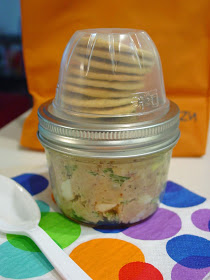 Tuna Salad Masonable